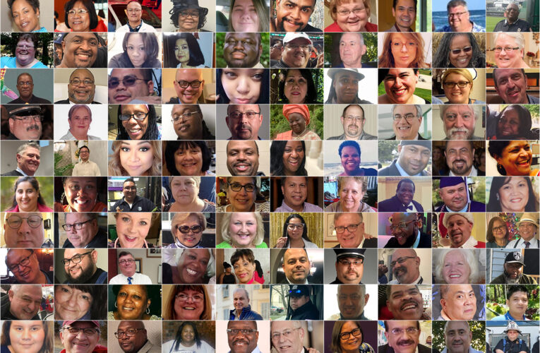 Nearly 600 — And Counting — US Health Workers Have Died Of COVID-19