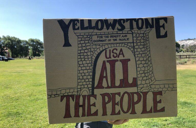 Black Lives Matter meets Yellowstone