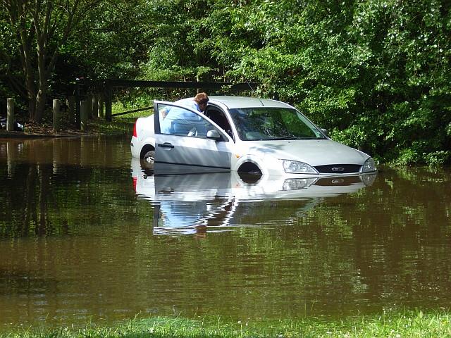 RISING GLOBAL FLOOD RISK DEMANDS ACTION