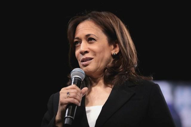 NM Democrats praise Biden's choice of Harris for running mate