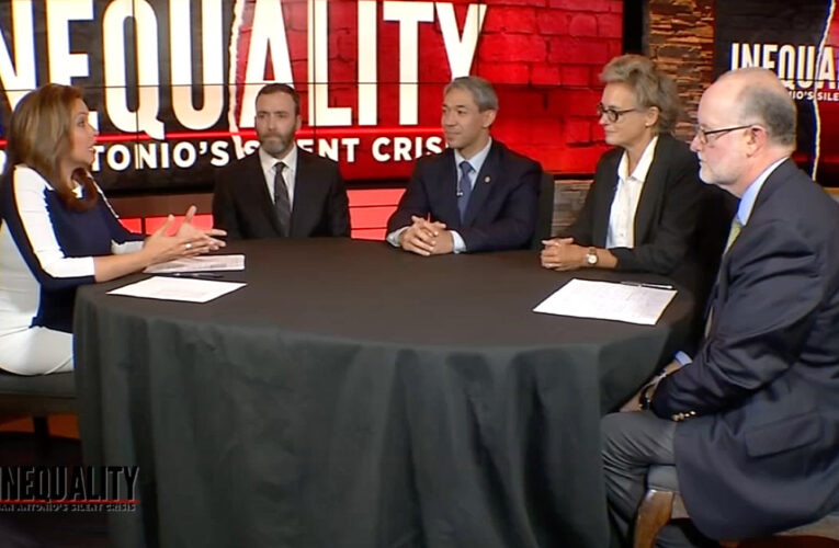 Sinclair San Antonio, Folo Media partner for TV special on S.A.'s inequality crisis