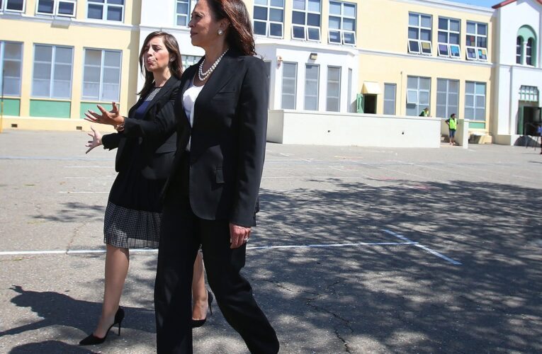 VP pick Kamala Harris clashed with Biden on school desegregation, pushed for teacher pay hike