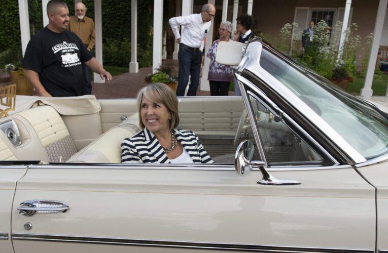 Governing with moxie: How Michelle Lujan Grisham got on Joe Biden's shortlist