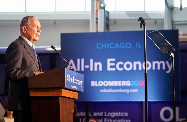 Bloomberg's Firm Violated Sick Leave Law He Vetoed as Mayor, but Now Supports