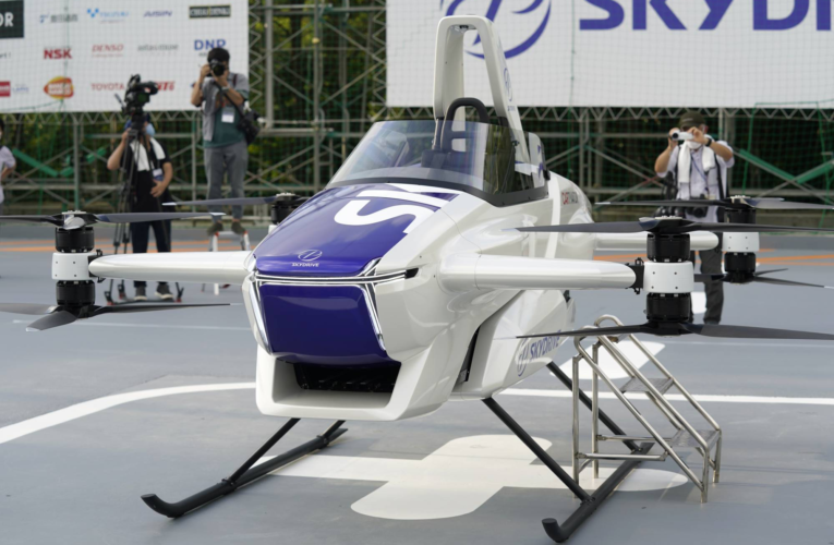 Flying Cars in the Near Future