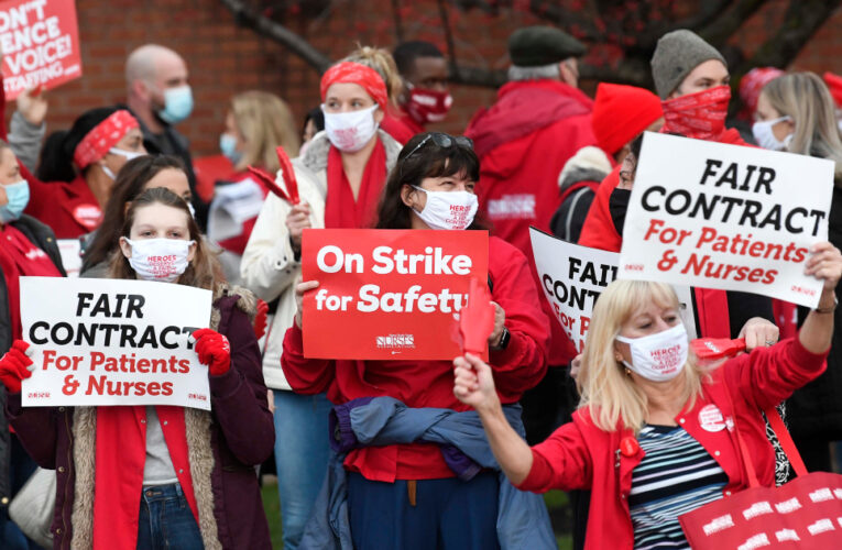 Health Workers Unions See Surge in Interest Amid COVID