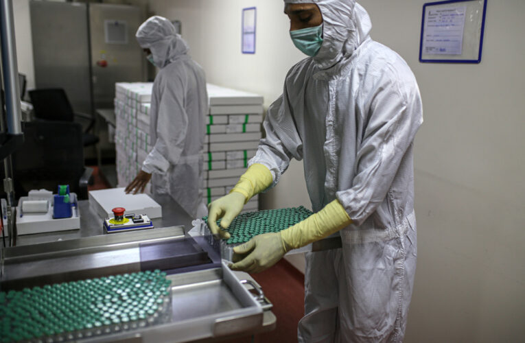 Why Even Presidential Pressure Might Not Get More Vaccine to Market Faster