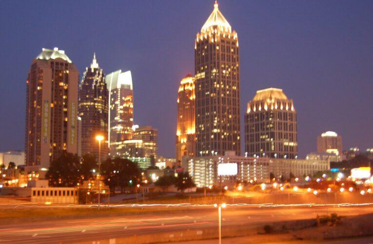 Atlanta's debt burden at $1,900 per resident