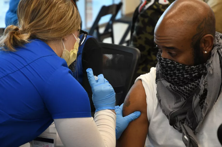 Colorado's teacher vaccination process is 'messy' but shots are getting into arms