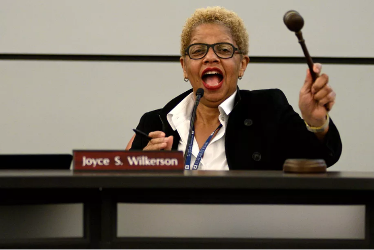 Philadelphia school board faces possible legal action over speaker limits