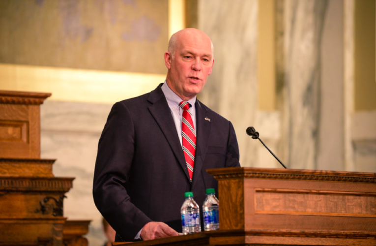 Gianforte rescinds mask mandate, issues other orders