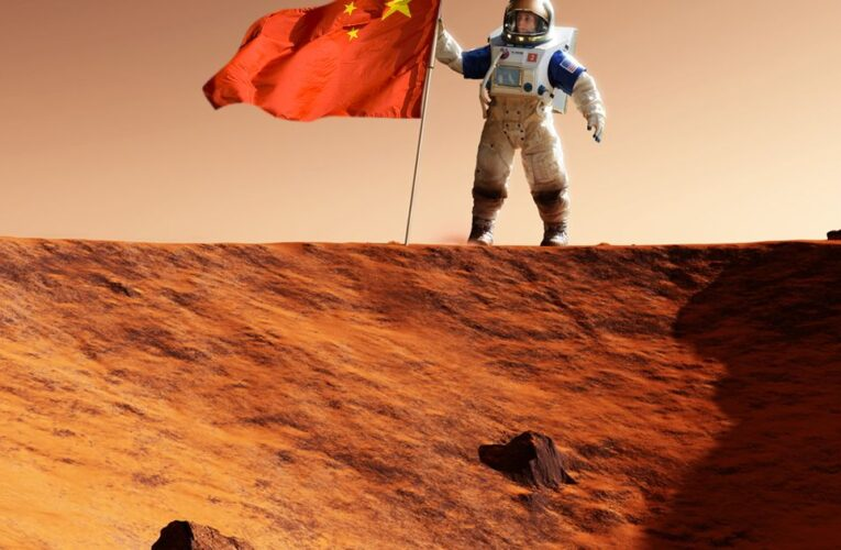 The Conversation Weekly podcast Ep #1 transcript: Why it's a big month for Mars