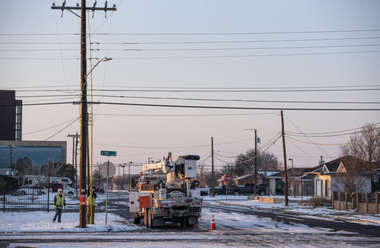 U.S. House committee hearing on Texas' massive power outages during deadly winter storm
