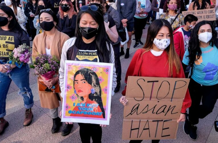The model minority myth hides the racist and sexist violence experienced by Asian women