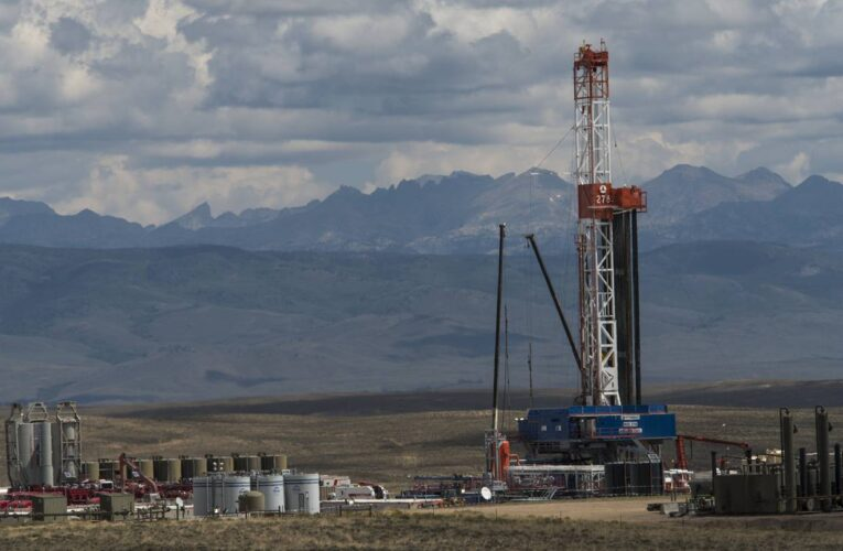 Petroleum Association of Wyoming joins lawsuit challenging Biden's federal oil lease ban