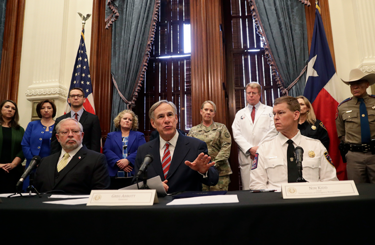 "How Gov. Greg Abbott's attack on ""defunding the police"" has divided Texas Democrats"