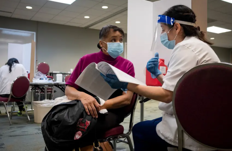 As Texas expands COVID-19 vaccination eligibility, racial disparities persist among Black, Hispanic residents