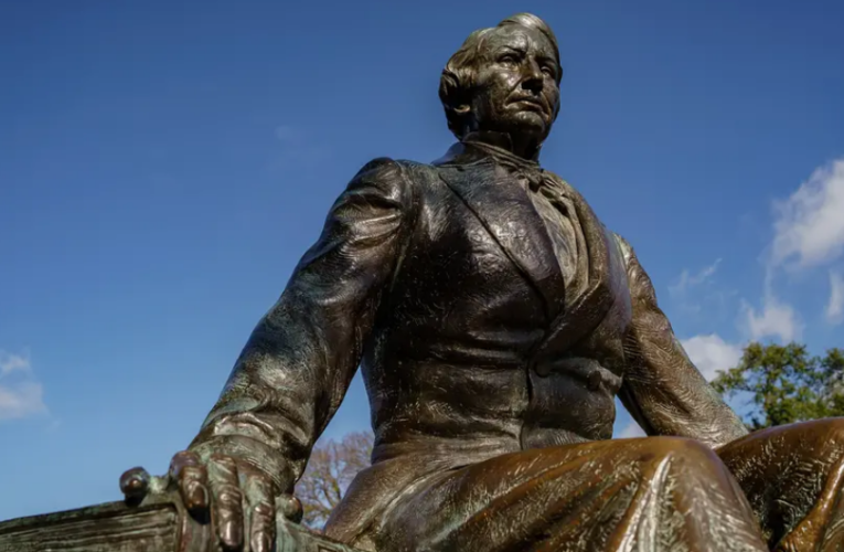 Baylor University report recommends changing buildings and statues honoring slave owners but gives a pass to school's founder