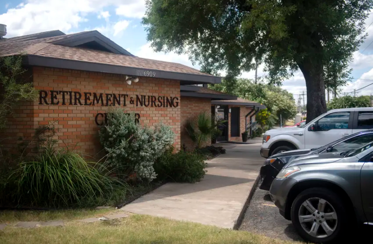 Vaccinated Texas nursing home residents can now hug their families and receive more visitors after a year of isolation