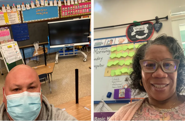 Two different teachers, two different views on Philadelphia's reopening