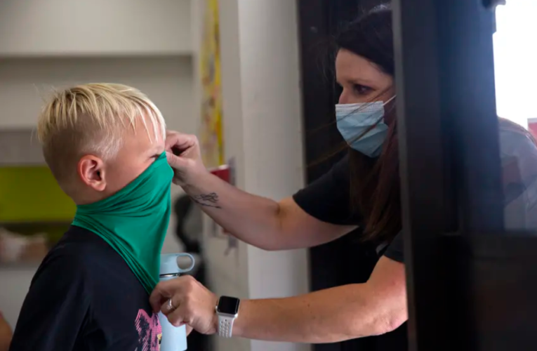 Texas teachers, child care workers now eligible for COVID-19 vaccine