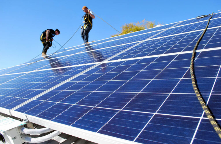 Community solar bill heads to the House