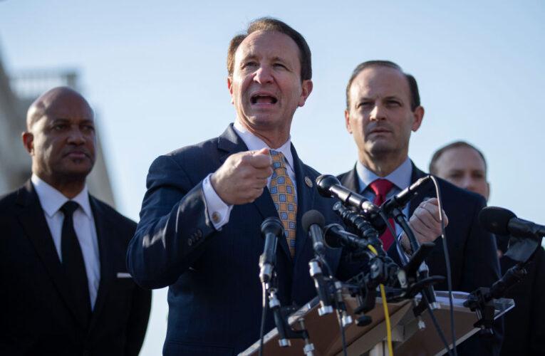 Louisiana, 12 other states sue Biden administration over leasing moratorium