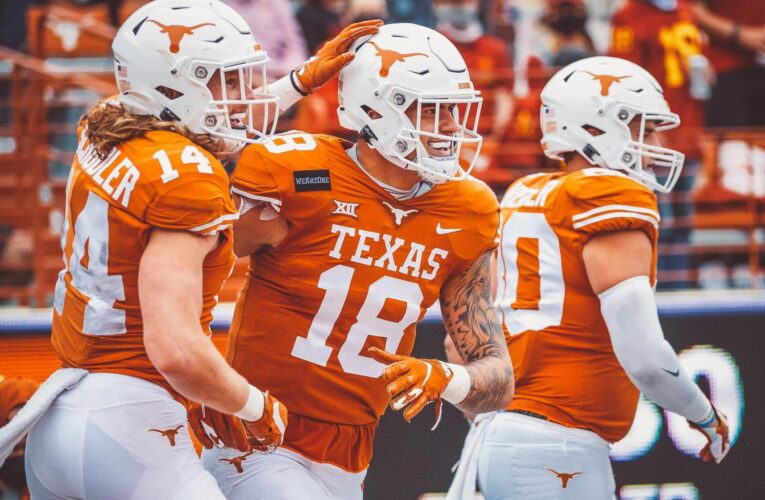 "UT-Austin football players say they were forced to stay on field for ""The Eyes of Texas"" to appease angry donors and fans"