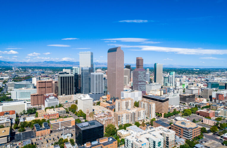 Combined local-state tax rate in Colorado stood at 9.4% in 2019