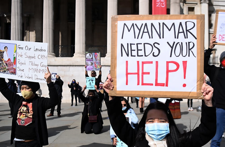 We know how to cut off the financial valve to Myanmar's military. The world just needs the resolve to act