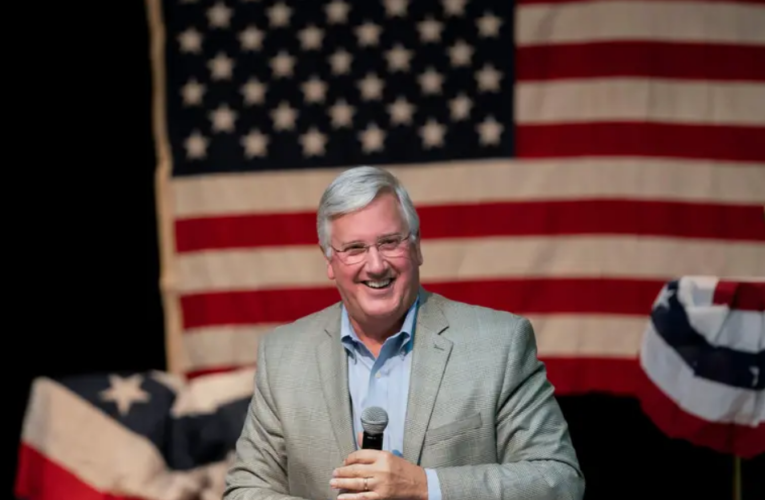 Democrat Mike Collier is set to challenge Lt. Gov. Dan Patrick again in 2022