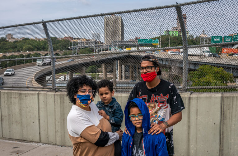 Struggling to Breathe in The Bronx in Age of COVID
