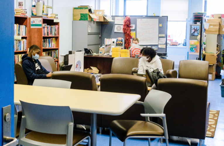 COVID hit this Brooklyn high school hard. Paying students to tutor their peers is helping them get through it.