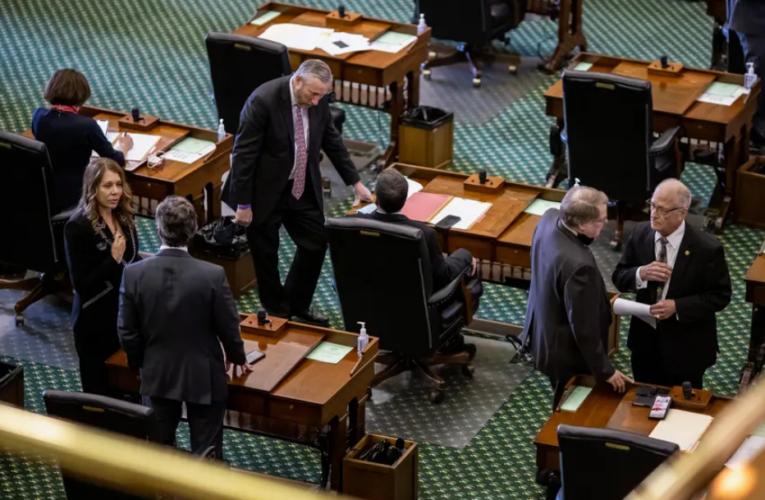 The Texas Legislature starts its biennial race against the clock