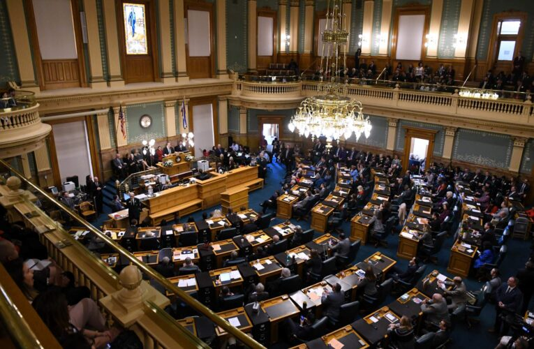 Colorado House approves state budget