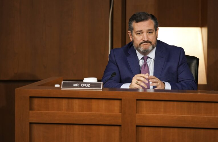 Ted Cruz among a small number of Republicans opposing bill to address hate crimes against Asian Americans