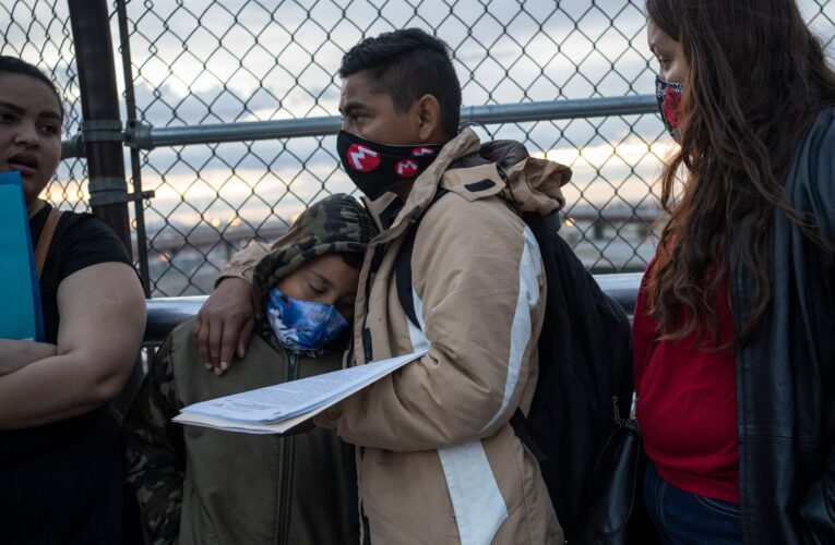 The situation at the US-Mexico border is a crisis – but is it new?