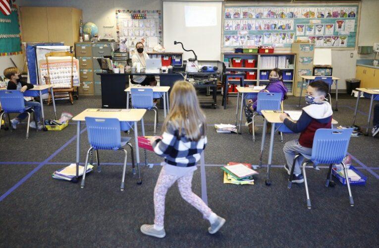 Texas releases $11 billion of $18 billion in federal stimulus money for public schools