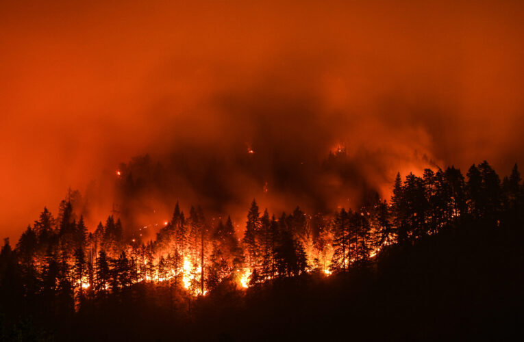 Recent storms have brought moisture, but fire danger remains