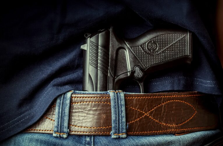 Kansas lawmakers override governor's conceal-carry veto