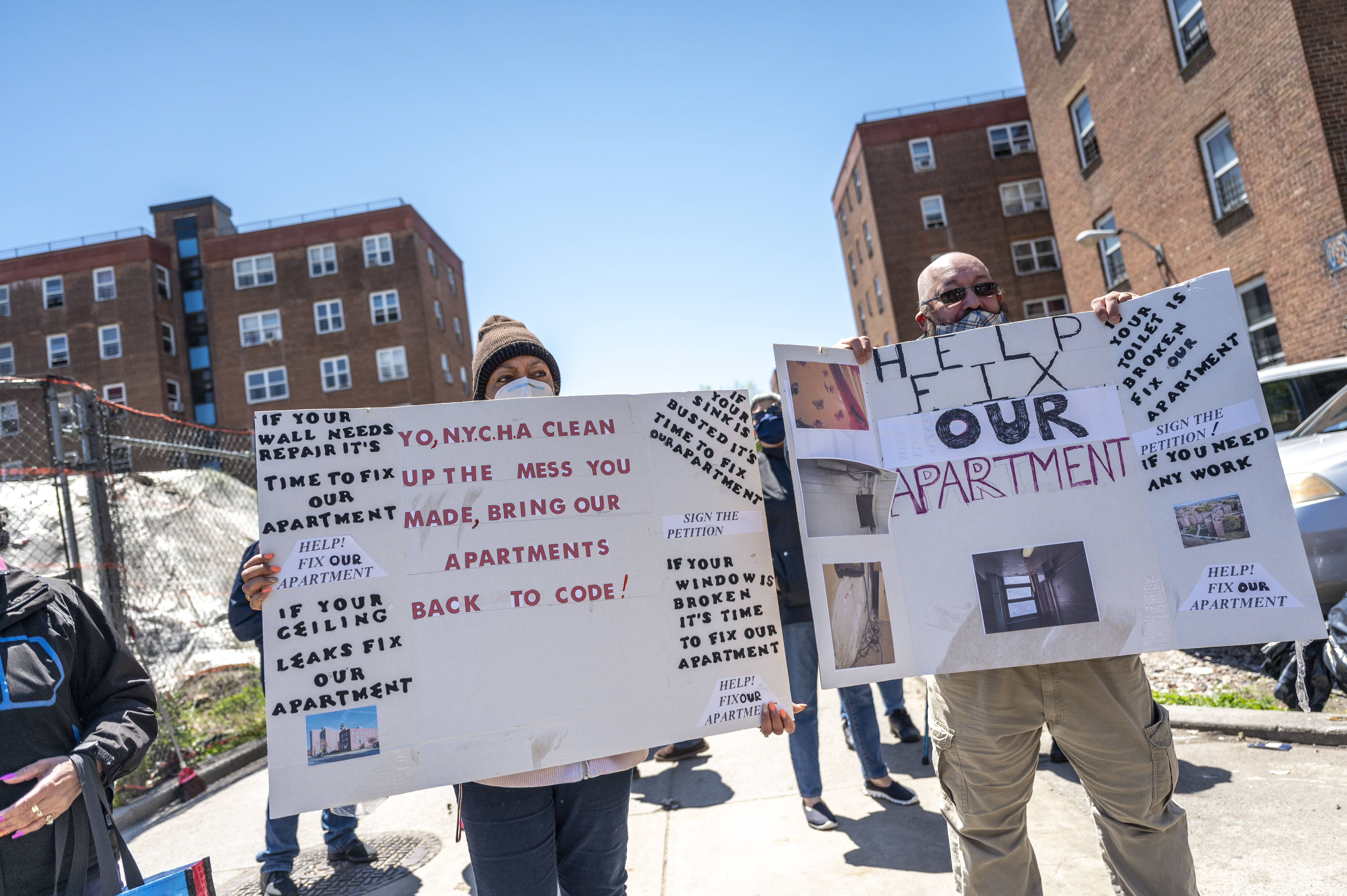 Red Hook NYCHA Tenants Face New Gas Outages in Maddening Pattern