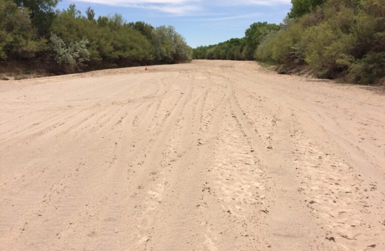 Amid drought, Interstate Stream Commission seeks federal support