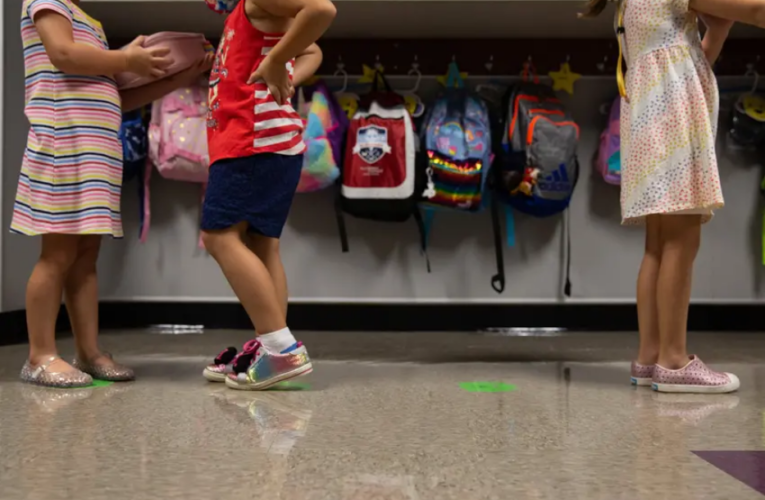 Resuming in-person learning at Texas schools last fall accelerated spread of COVID-19, study says