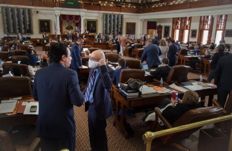 Texas legislators have a long way to go and a short time to get there