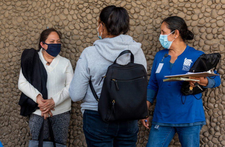 Latinos Are the Most Eager to Get Vaccinated, Survey Shows — But Face Obstacles