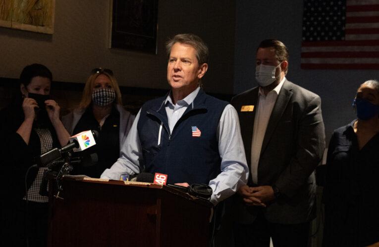 Kemp signs citizen's arrest overhaul in Georgia
