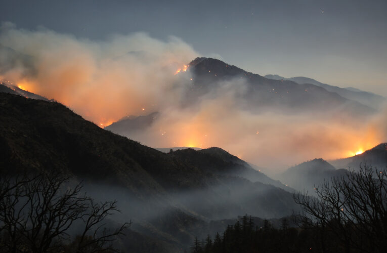 Western fires are burning higher in the mountains at unprecedented rates in a clear sign of climate change