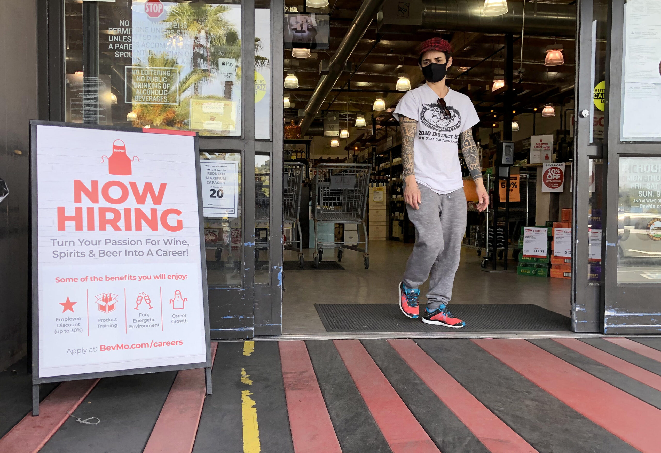 Labor shortage takes toll on Tennessee businesses