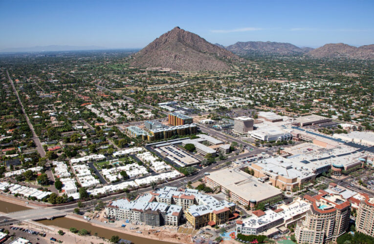 Arizona gains 66,000 new taxpayers, mostly from California