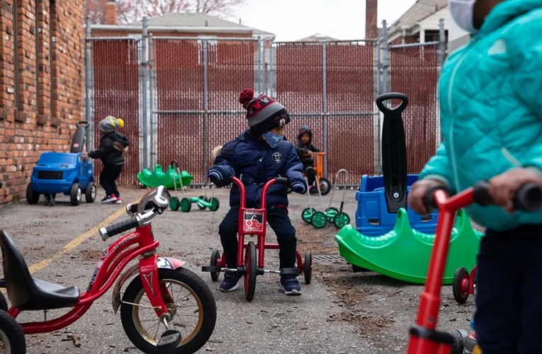 Whitmer proposal would put 22,000 more Michigan 4-year-olds into free, high-quality preschool